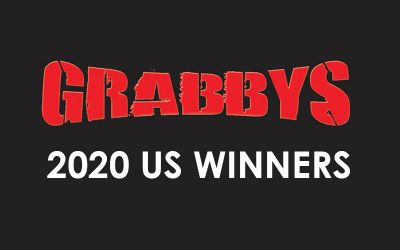 GRABBY AWARDS 2020 WINNERS!